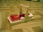 Ortho's poorly designed mousetrap