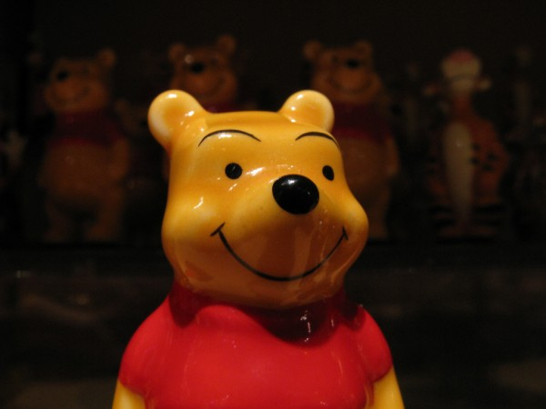 Glossy Winnie the Pooh