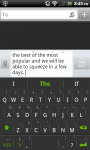 SwiftKey X mind-reading text
