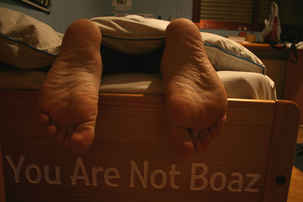 tRN125: You Are Not Boaz