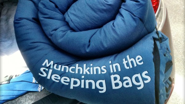 Munchkins in the Sleeping Bags-clean comedy podcast