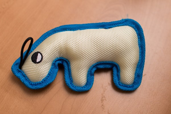 Dog toy from Docxen