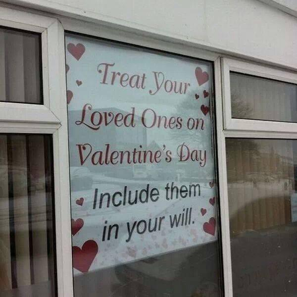 Valetine's Day Will