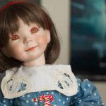 Evil Attic Doll – tRN183