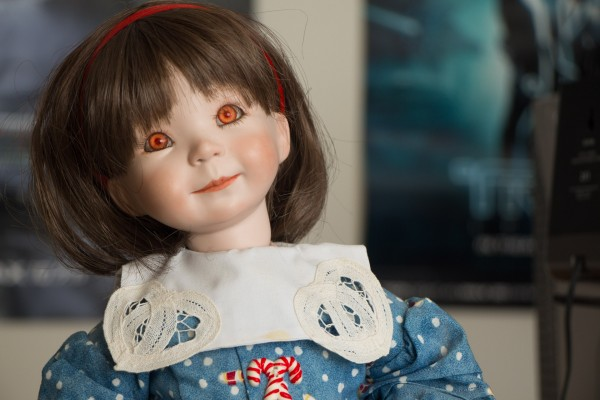 Creepy funny doll clean comedy podcast 183